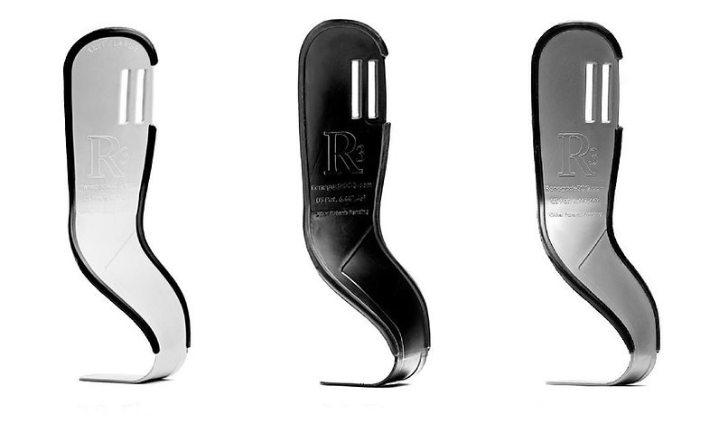 Three Unique Strut Styles Pictured: R3 Sport is the most flexible strut and is white with black trim, R3 Pro HD is for heavy duty wear and is black with black trim, last option is R3 Hero our most firm and fierce strut for maximum protection and is grey with black trim