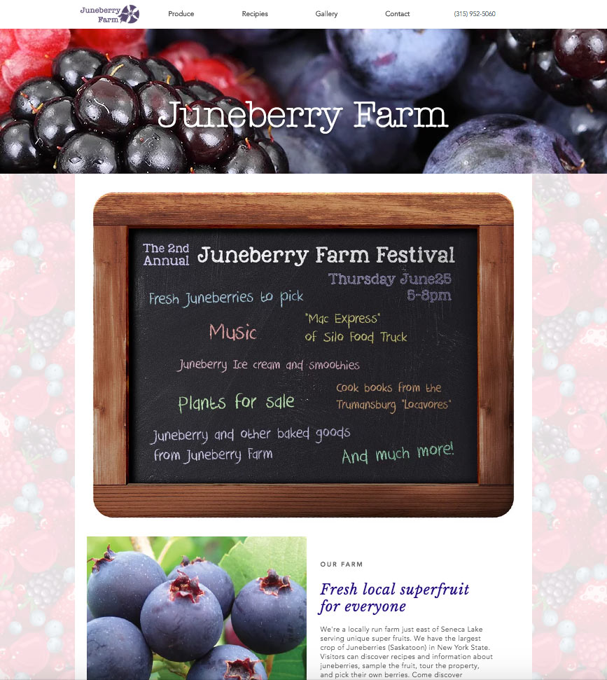 Juneberry Farm