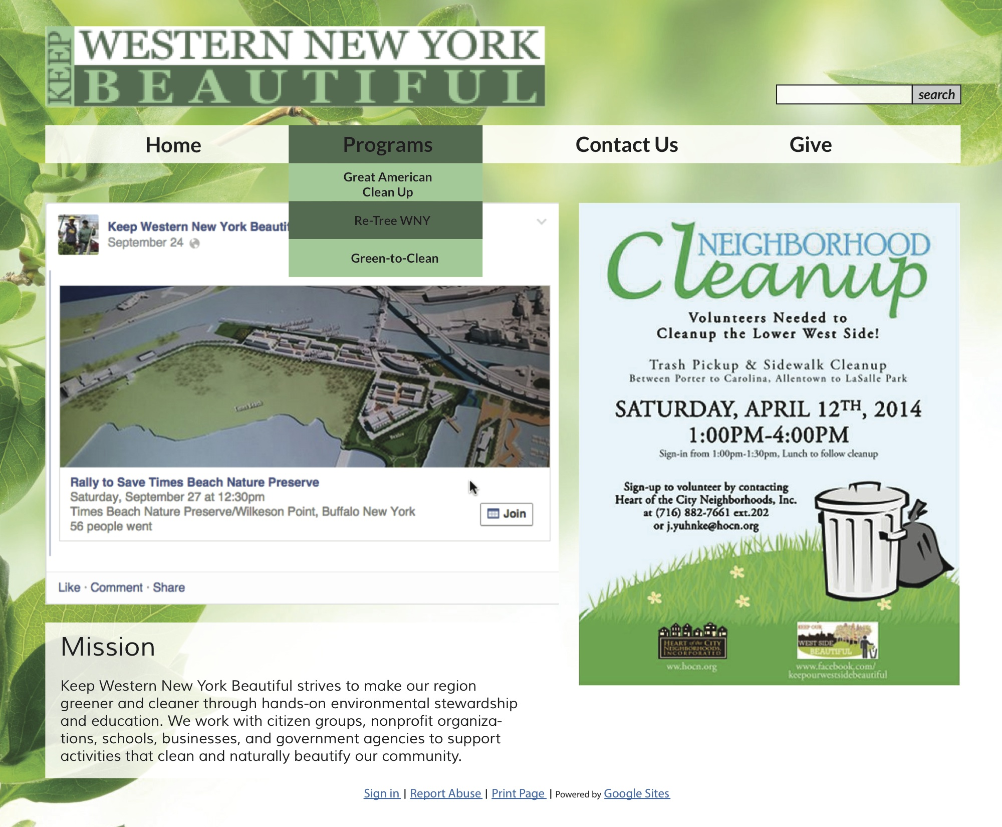 Keep WNY Beautiful-after
