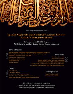 Spanish Night Flyer