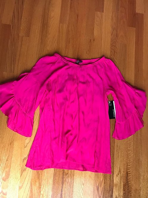 Multiples hot pink blouse - TC17
