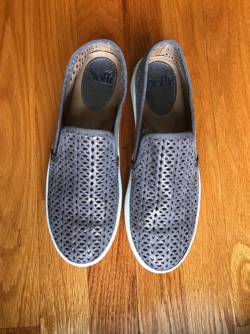 Sofft grey/brown slip on sneaker - TC4