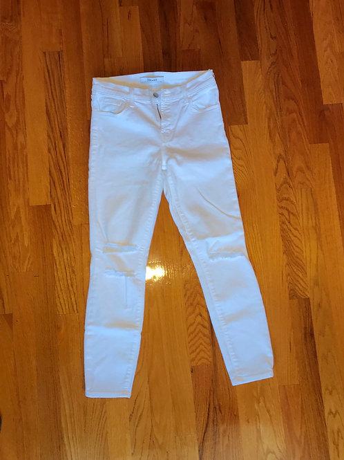 JBrand white pant- TC21