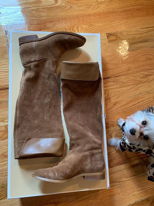 "Micheal Kors ""Regina Flat Boot"" (Crystal5)"
