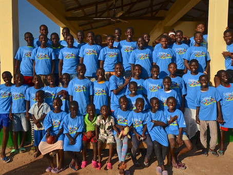 Changing The World In Concrete Ways:  Wilbert Precast and the Sawla Children's Home