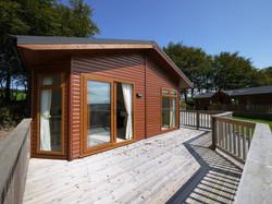 Lodges for sale at Cedar Lodge Park