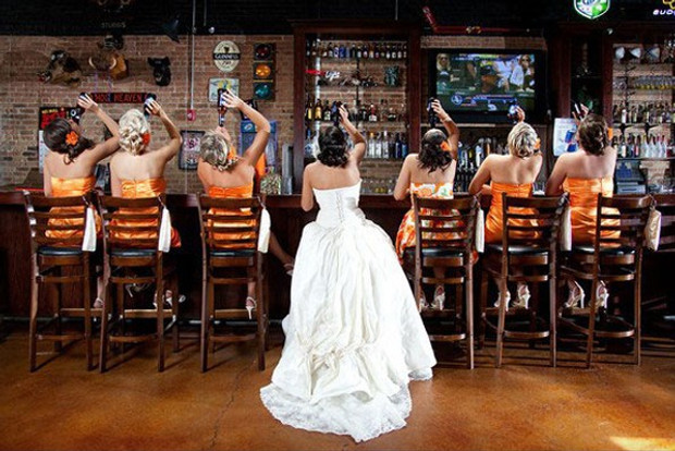 Wedding Topic Cash Bar Vs Open
