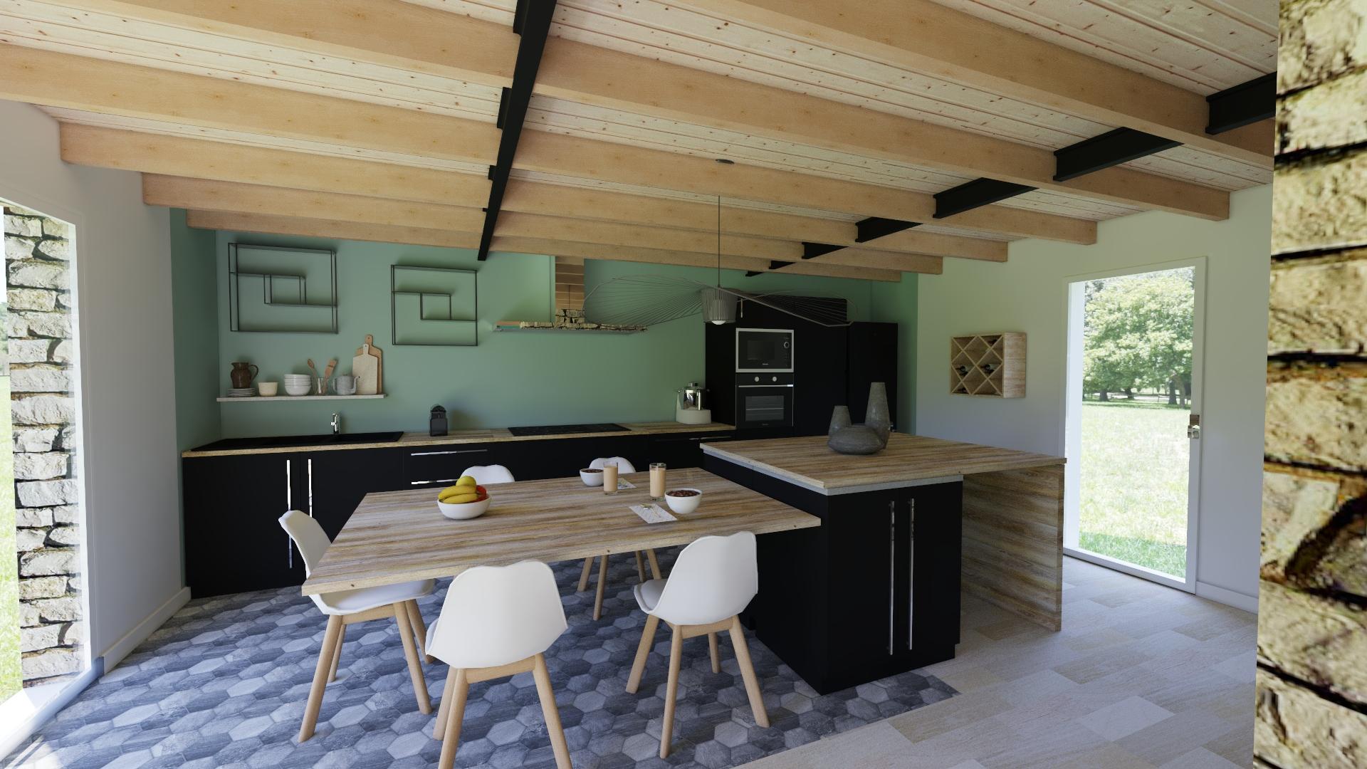 cuisine décoration maison