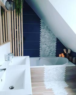 salle de bain blru