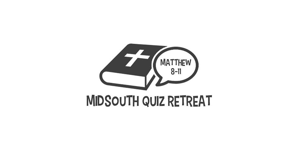 Midsouth Quiz Retreat