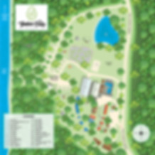 Timber Oaks Retreat Campgroun Map