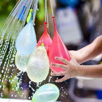 Water Balloons Team Game