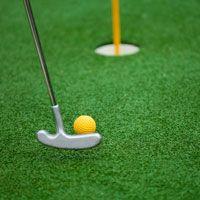 Miniature Golf Game