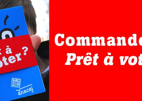 """#Outil : Un nouveau pack """"Prêt à voter ?"""" pour préparer les législatives !"""