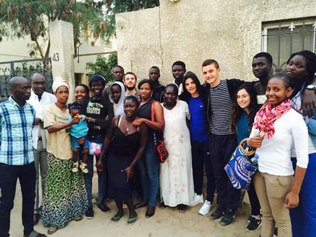 """""""Junior Solidaire Sénégal"""", le projet de co-développement du Comité jeunes Allonnes"""