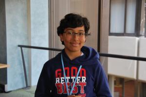 Rami, 11 ans, Hellemmes