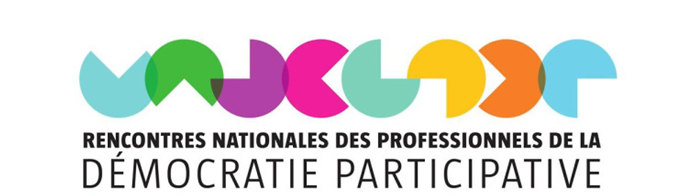 Rencontres nationale des professionnels de la Démocratie Participative