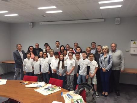 Focus sur la journée d'installation des nouveaux conseillers jeunes de Mignaloux-Beauvoir (86)