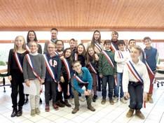 Les premières actions du Conseil municipal d'enfants et de jeunes de Poisat