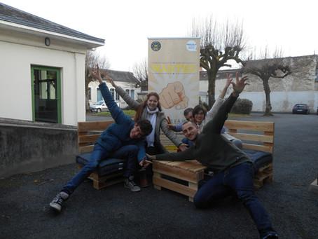 Le Conseil local de la jeunesse de Périgueux en action