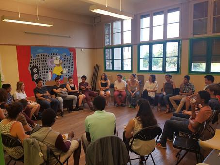 Les conseils des jeunes de Palaiseau et de Meudon se rencontrent autour de l'engagement, le 29 juin