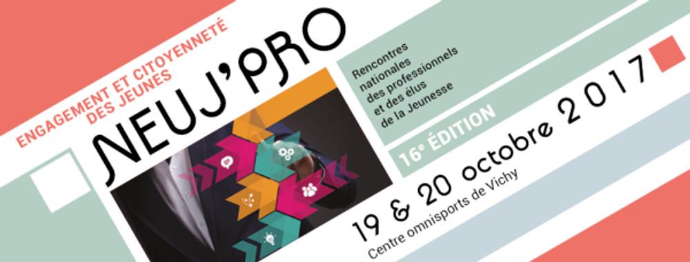 Depuis 16 ans, le Département de l'Allier organise les Rencontres nationales des professionnels et des élus de la Jeunesse, le Neuj'Pro