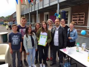 Rues aux enfants, rues pour tous Arras 2016
