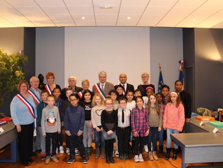 Conseil du mois – Le Conseil Municipal des Enfants de Nandy