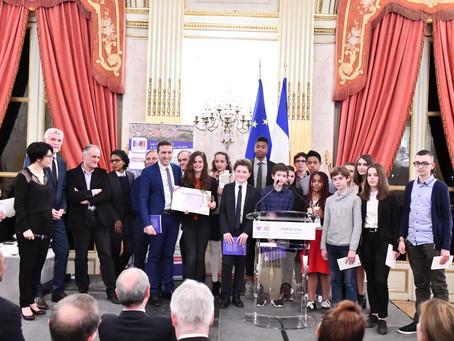 Le Département de la Haute-Garonne, lauréat de la 27ème édition des Trophées Eco Actions