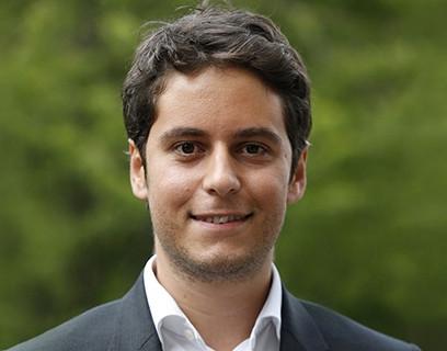 Gabriel Attal, Secrétaire d'État auprès du Ministre de l'Éducation nationale et de la Jeunesse