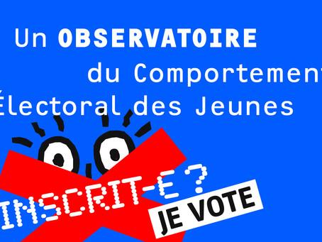 Élections européennes 2019  et vote des jeunes, on en est où ?