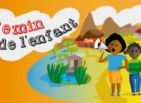#Outil : Sur le chemin des droits de l'enfant, le jeu