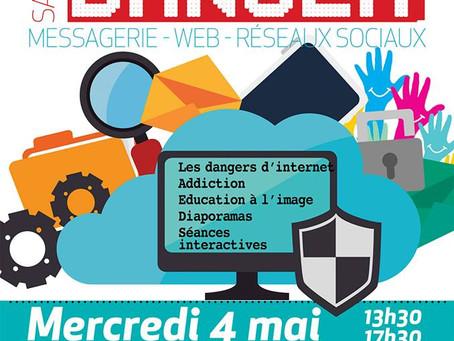 """""""Internet sans danger"""" avec le CMJ de Livry-Gargan (93)"""