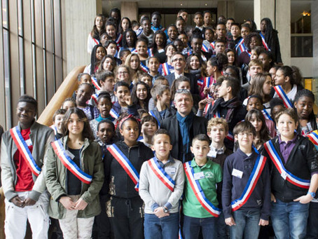 """""""Nous sommes la République"""" par le CGC de Seine-Saint-Denis"""