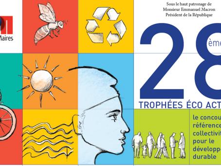 Trophées Eco Actions : Valorisez votre engagement pour le développement durable