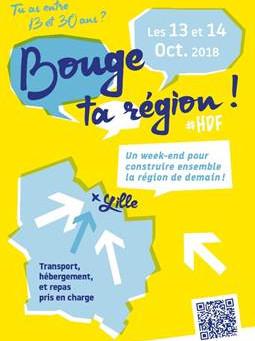 Dispositifs des Hauts-de-France, faites bouger votre région !