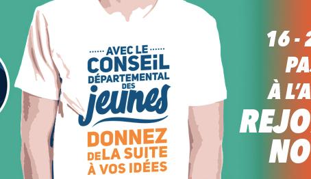 Conseil du mois – Le Conseil départemental des jeunes de l'Aude