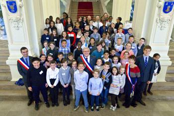 Conseil du mois – Le Conseil Municipal des enfants de Limoges