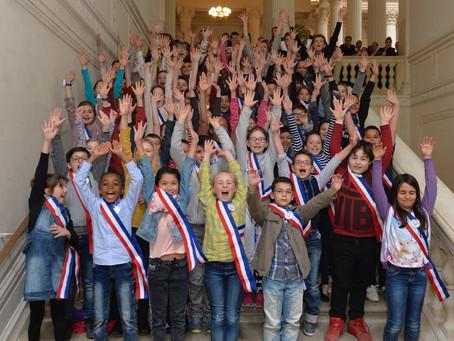 Conseil du mois – Le Conseil Municipal des Enfants d'Avignon