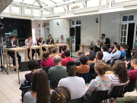 Des débats entre candidats aux législatives à l'initiative des associations d'éducation