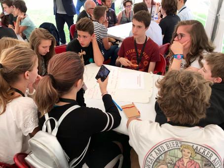 """""""Chambéry Connectée Jeunes"""", la démarche de co-construction de la politique jeunesse"""
