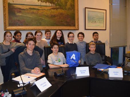 Conseil du mois – Le Conseil Citoyen des Jeunes d'Andernos-les-Bains