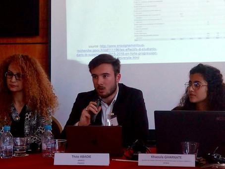 Retour sur la participation de Théo, du Comj, au Forum de la Jeunesse Méditerranéenne