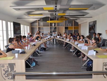 Retour sur le mandat du Conseil Municipal des Jeunes de Bormes-les-Mimosas