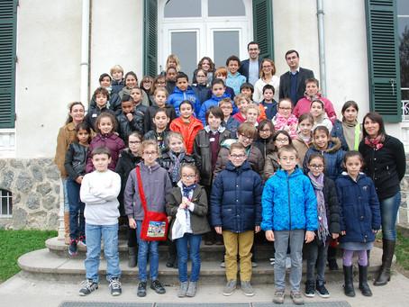 Conseil du mois – Le Conseil Municipal d'Enfants de Vienne