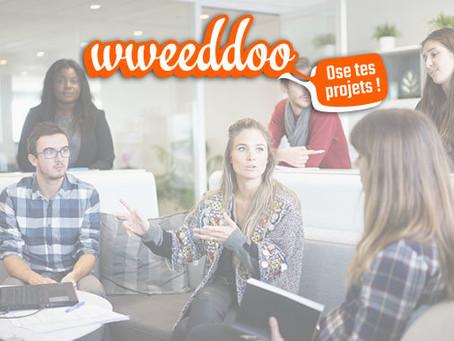 Découvrez wweeddoo, la première plateforme de projets pour les jeunes !