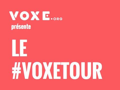 Participez, avec les jeunes de votre collectivité, au #Voxetour !
