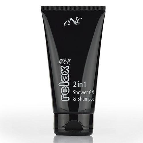 2in1 Shower Gel & Shampoo