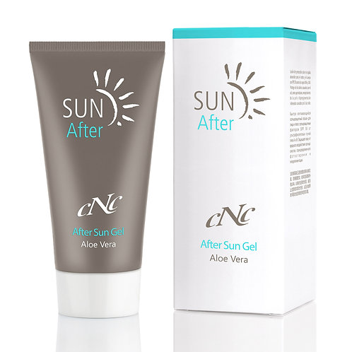 Sun After Sun Gel Aloe Vera