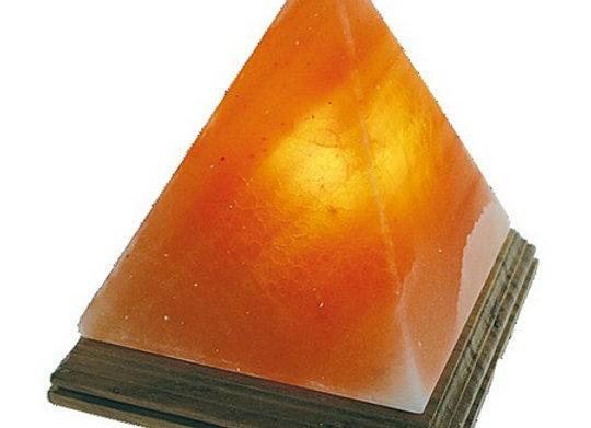 Lampe de sel pyramide